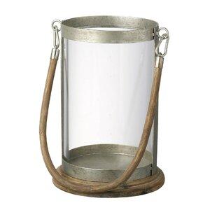 Laterne Neiss aus Eisen und Glas