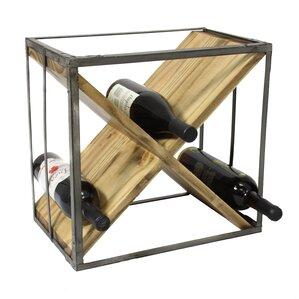 Urban 12 Bottle Tabletop Wine Rack by EC World Imports