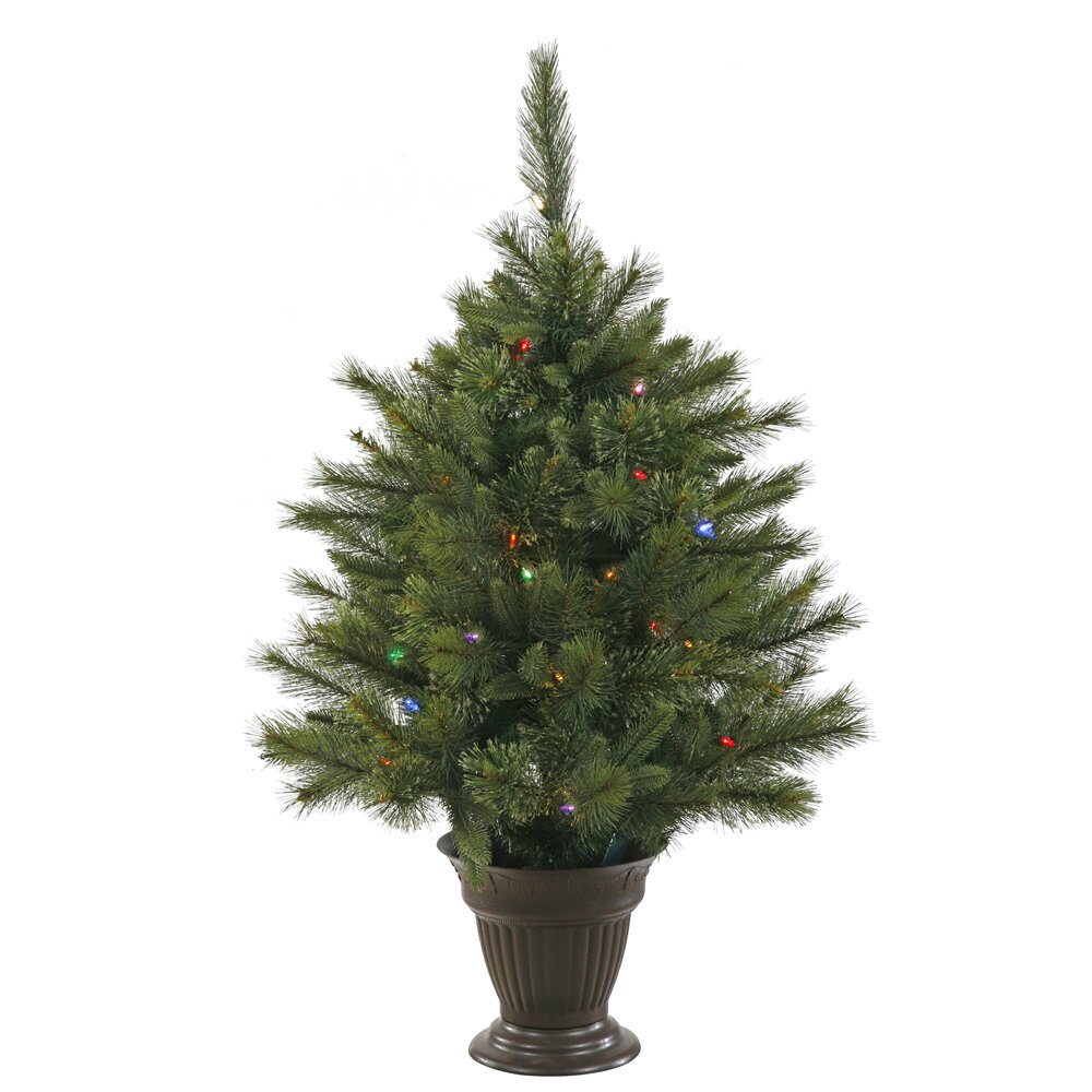 Vickerman Cashmere 3 5 39 Green Pine Artificial Christmas
