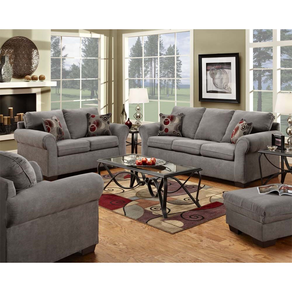 Inroom designs living room collection reviews wayfair In room designs