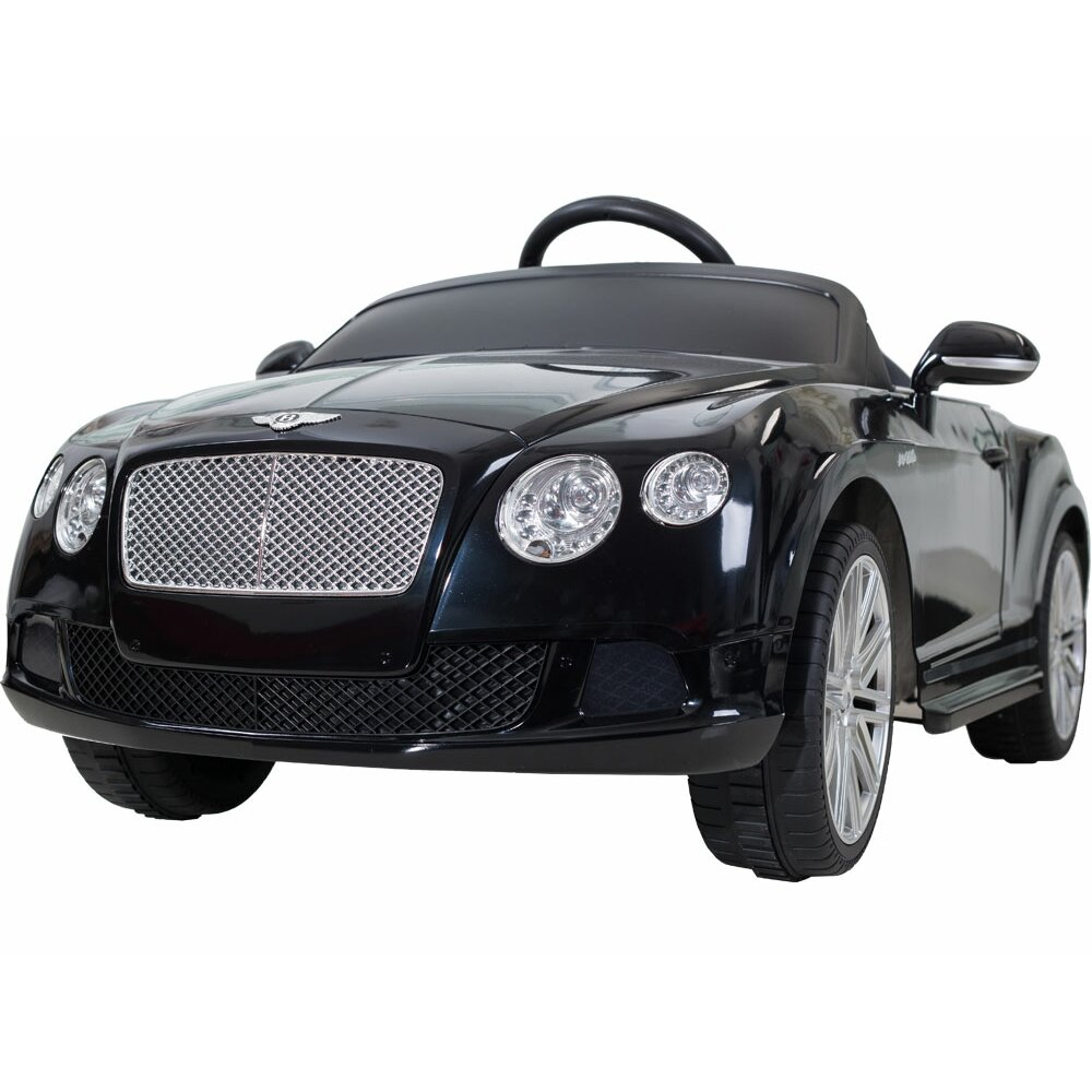 Bentley Gtc 12v Ride On Kids Battery Power Wheels Car Rc: Big Toys Rastar Bentley GTC 12V Battery Powered Car