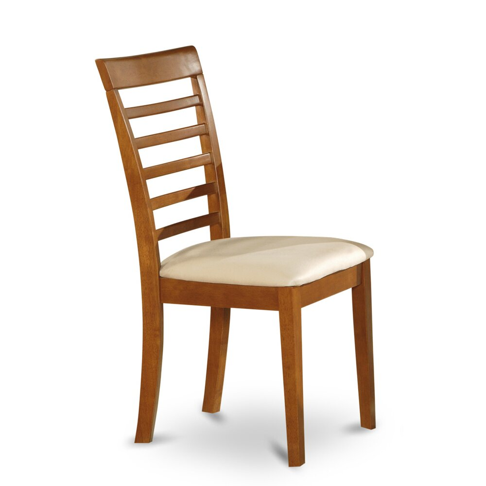 Wooden Importers Picasso Side Chair with Cushioned Seat  : PicassoSideChairwithCushionedSeat from www.wayfair.com size 1000 x 1000 jpeg 48kB