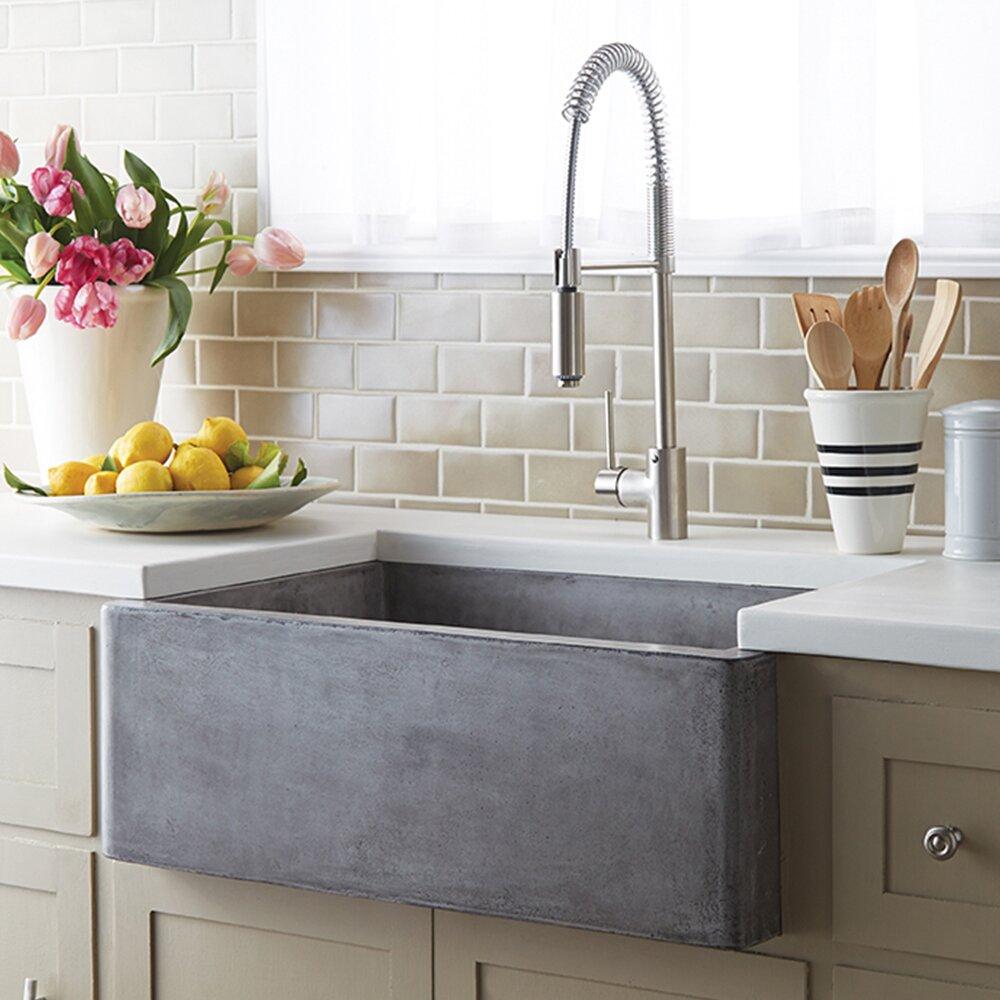farmhouse 30 x 18 stone kitchen sink - Kitchen Sink
