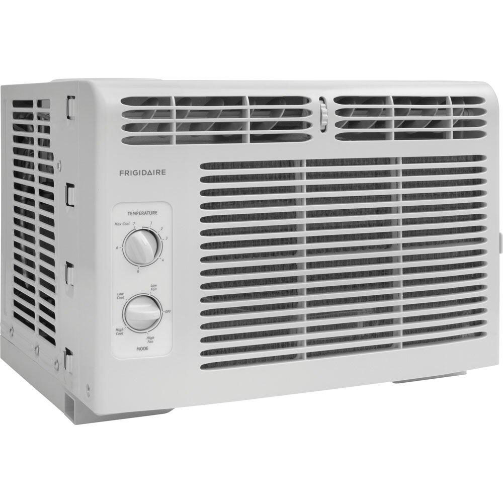 Frigidaire 5 000 Btu Window Air Conditioner Amp Reviews