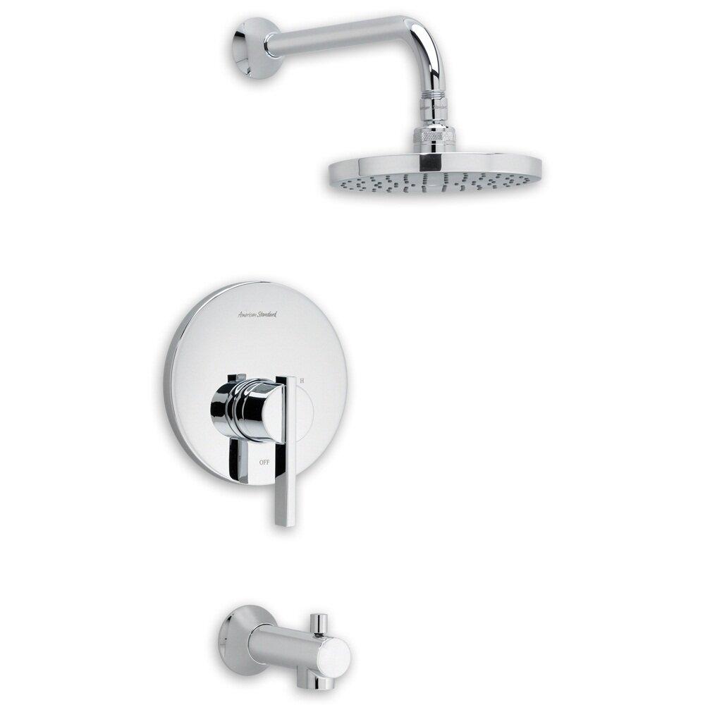 American Standard Berwick Volume Bath Shower Faucet Trim Kit Reviews Wayfair