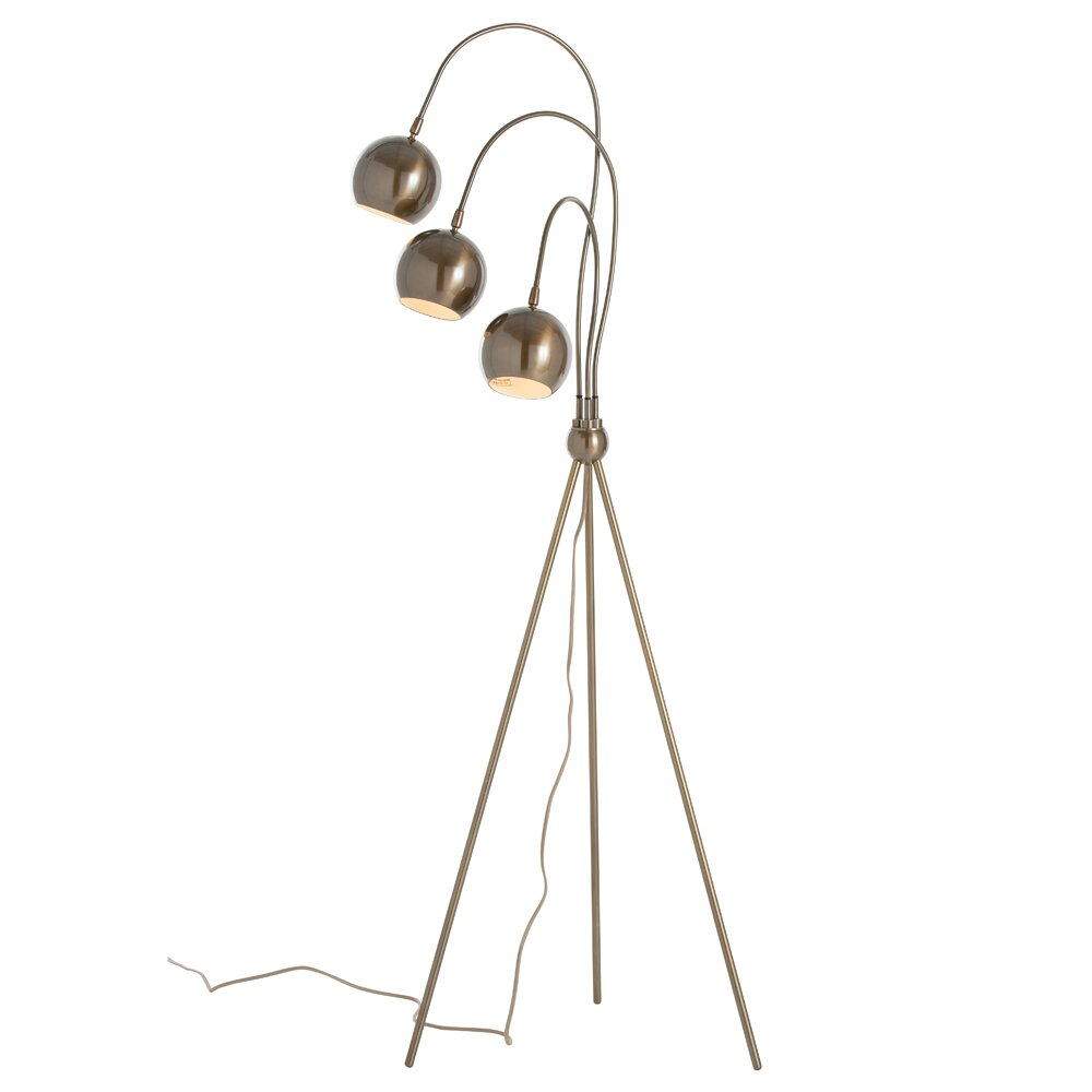 Arteriors home wade 695quot led tree floor lamp wayfairca for Tree floor lamp canada