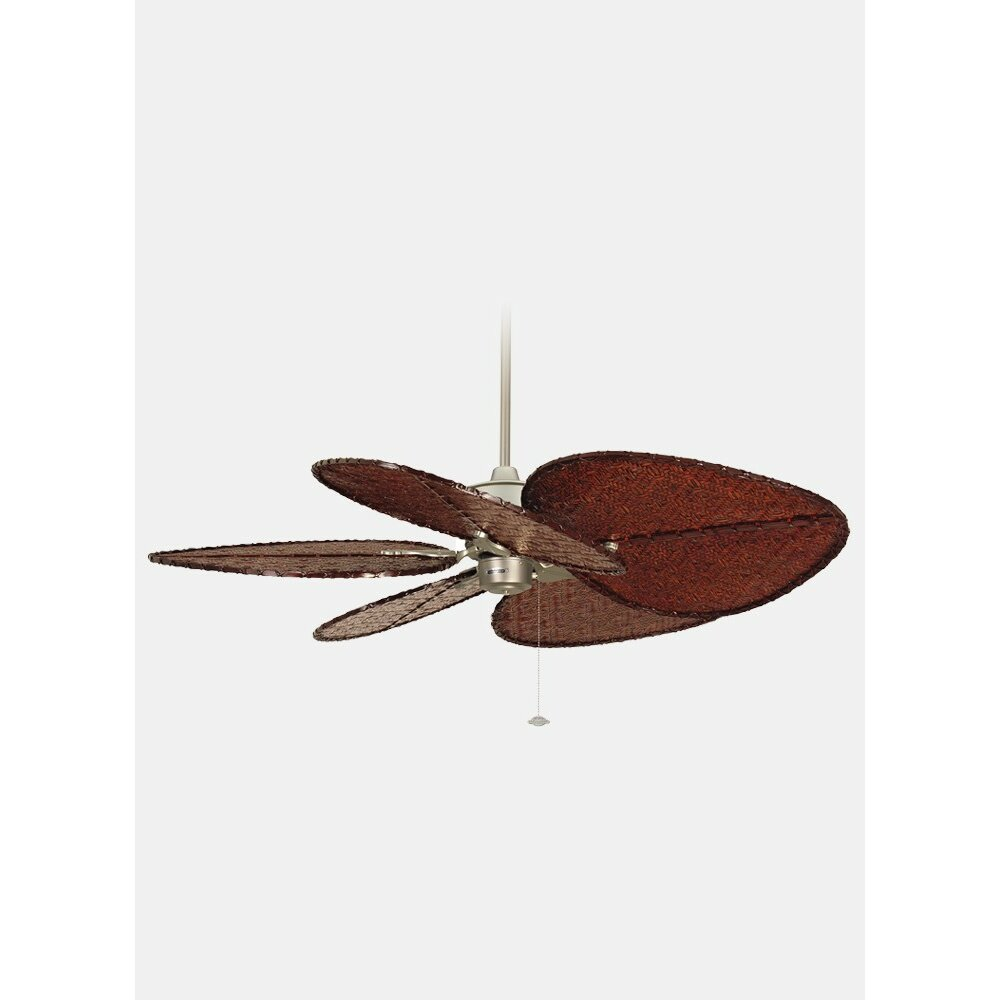 Fanimation 52 Quot Islander 5 Narrow Palm Blade Ceiling Fan