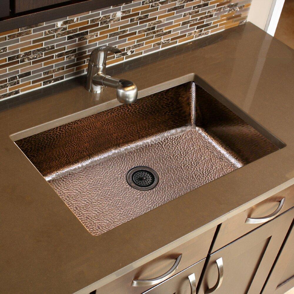 Nantucket Sinks Brightwork Home 30 X 20 Undermount Kitchen Sink Wayfair
