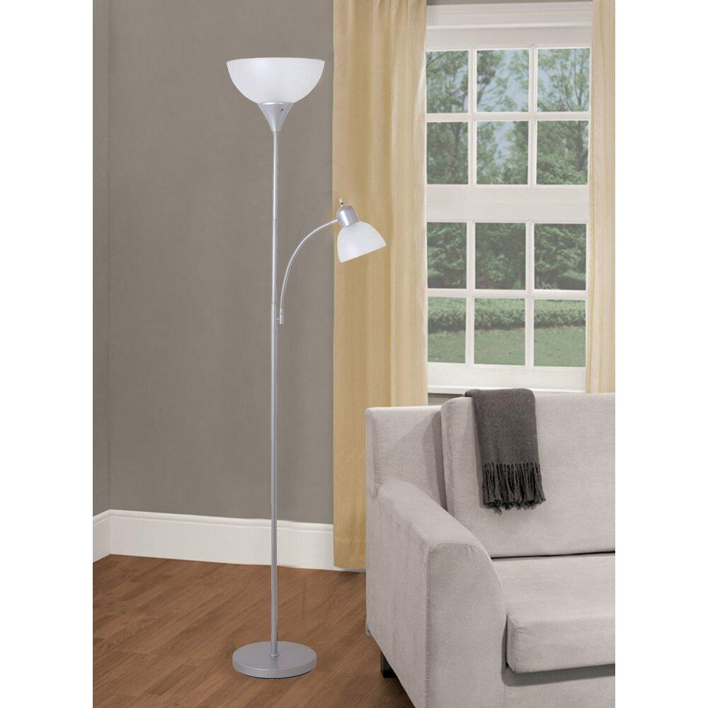 ... Wayfair Torchiere Floor Lamps by Zipcode Design 71 65 Quot Led Torchiere  Floor Lamp Amp Reviews ... - 19+ [ Wayfair Torchiere Floor Lamps ] Dimming Floor Lamp