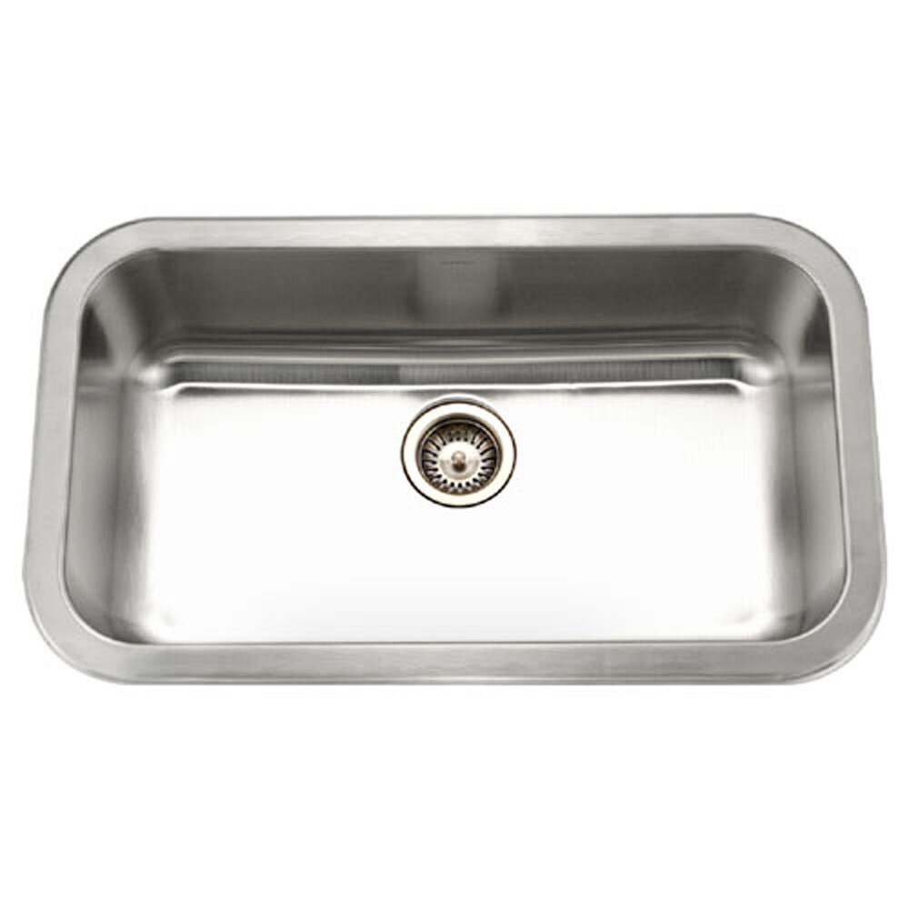 kitchen sink 38 x 22 houzer medallion gourmet 32 38 quot x 18 88 quot undermount single 8425
