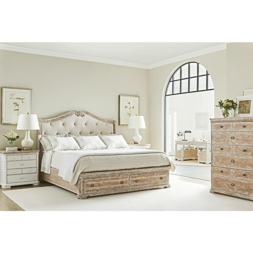 Stanley Juniper Dell Storage Panel Customizable Bedroom