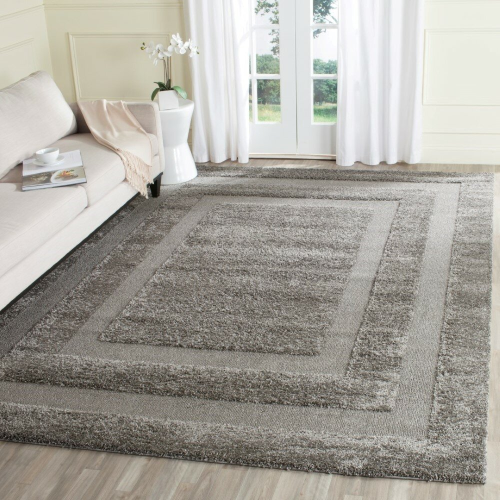 Beachcrest Home Altha Gray Area Rug Amp Reviews Wayfair