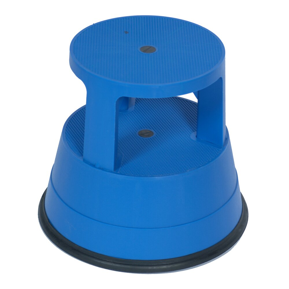Xtend Climb 1 Step Plastic Portable Rolling Stable Step