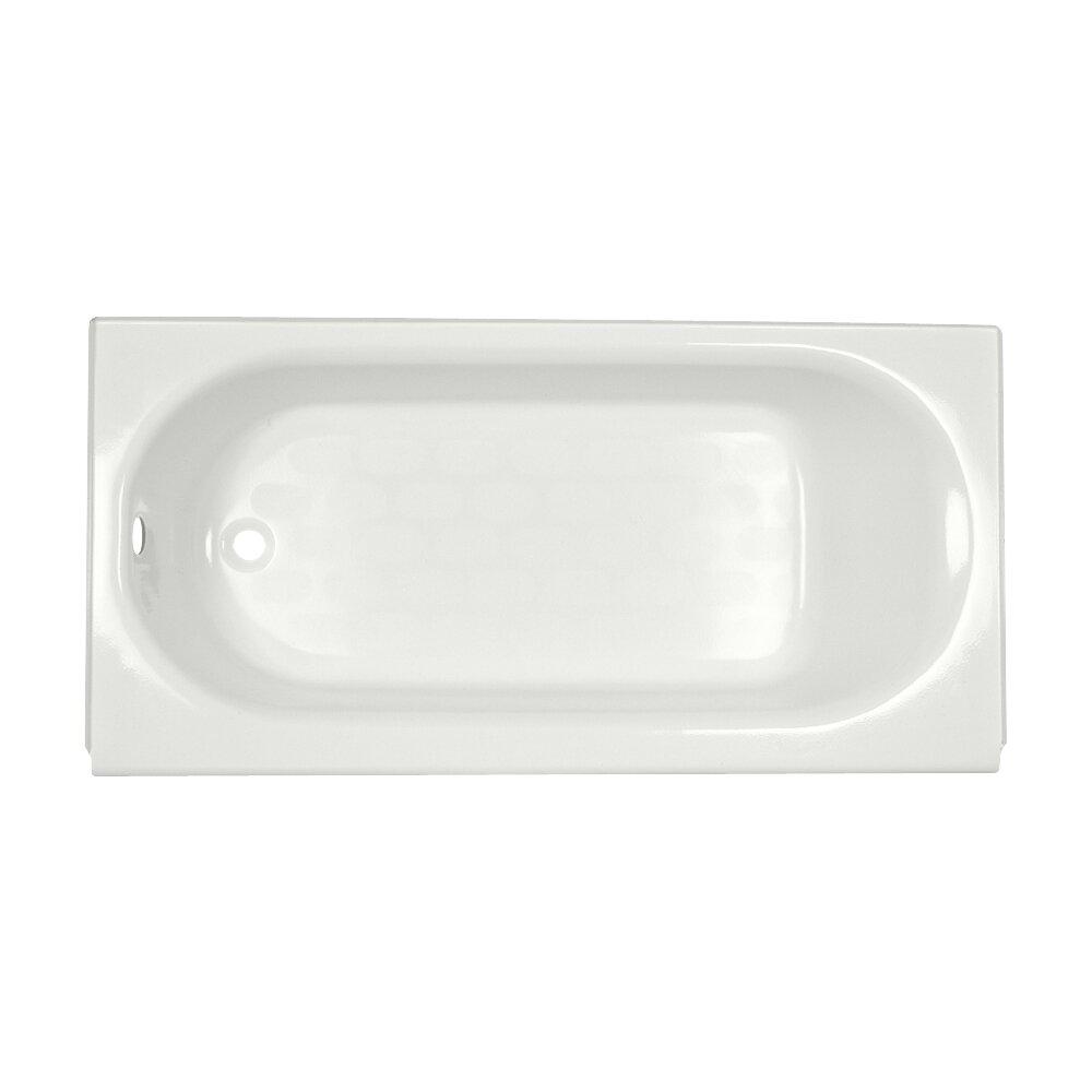 "34 Luxury White Master Bathroom Ideas Pictures: American Standard Princeton 60"" X 34"" Luxury Ledge"