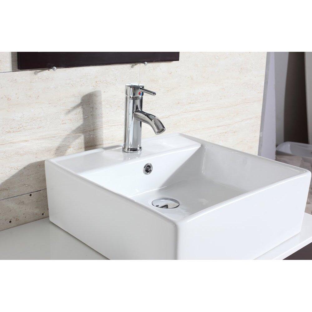 Kbc New Yorker 60 Double Bathroom Vanity Set S Wayfair