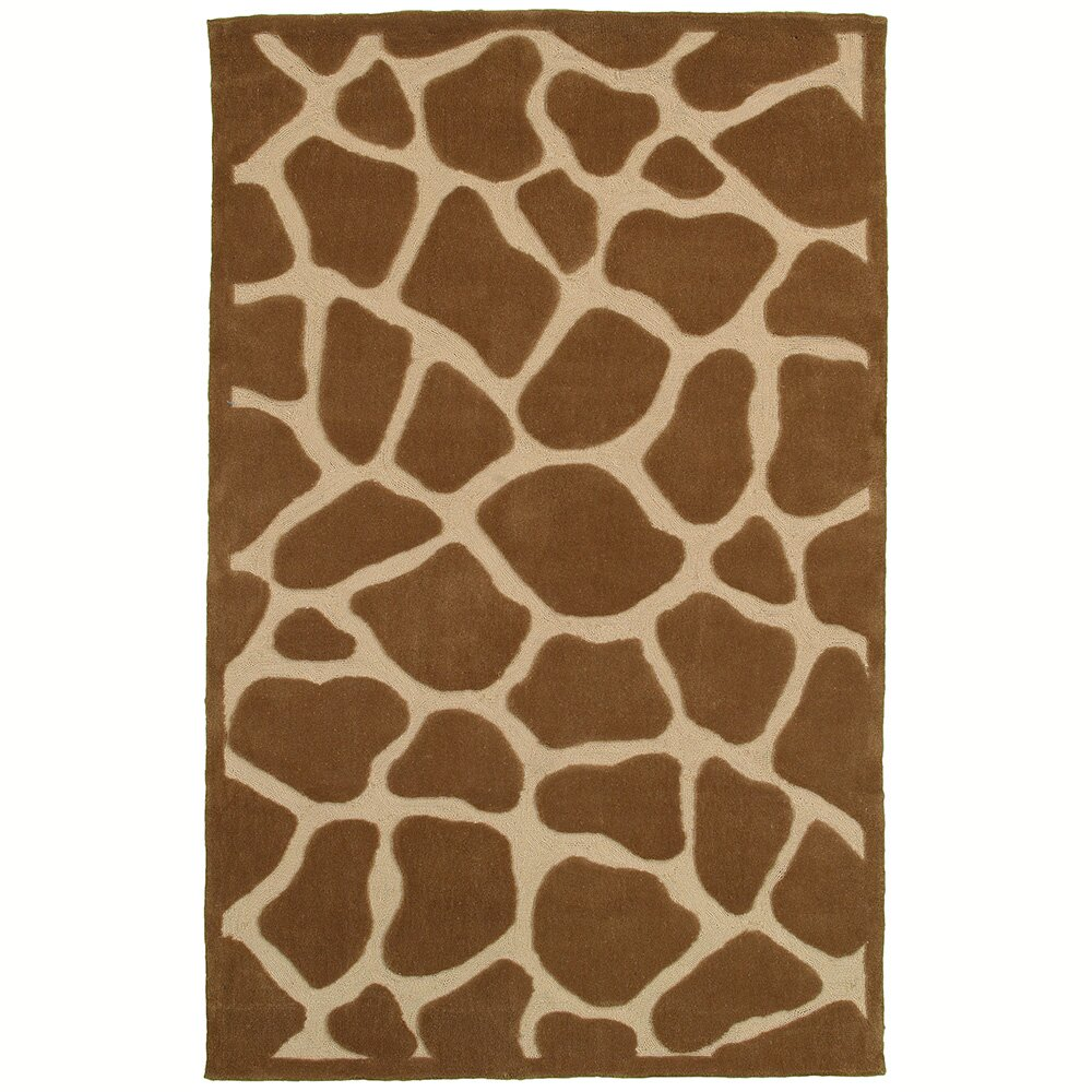 Lr Resources Fashion Natural Giraffe Area Rug Amp Reviews