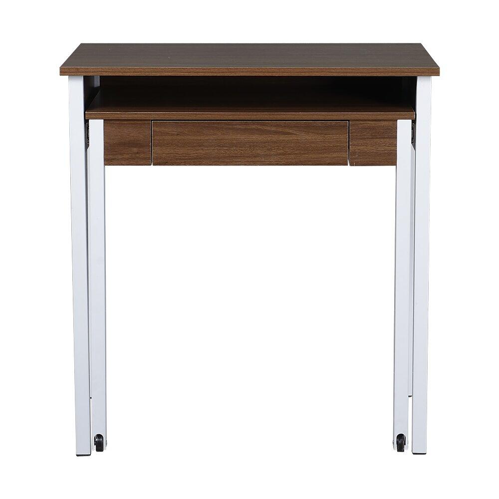 Compact Writing Desk ~ Techni mobili compact retractable writing desk reviews