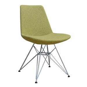 Eiffel Tower Upholstered Dining Chair by sohoConcept