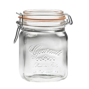 Gourmet Kitchen Canister Set (Set of 6)