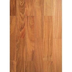 Ashton 3 4 Solid Teak Hardwood Flooring In Natural