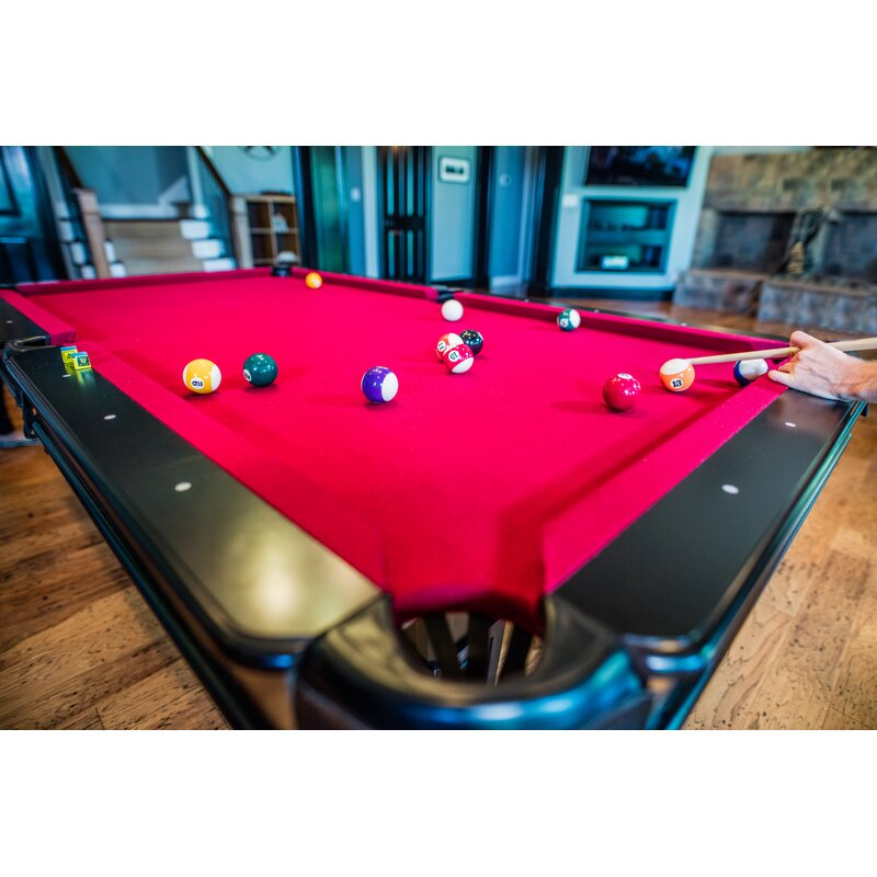 Minnesota Fats Minnesota Fats Fullerton Pool Table Wayfair - Fats pool table