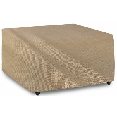 Freeport Park Aadhya Square Patio Table Cover Size: 34 W x 34 D