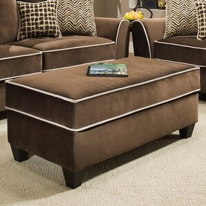 Henry Ottoman by Chelsea Home