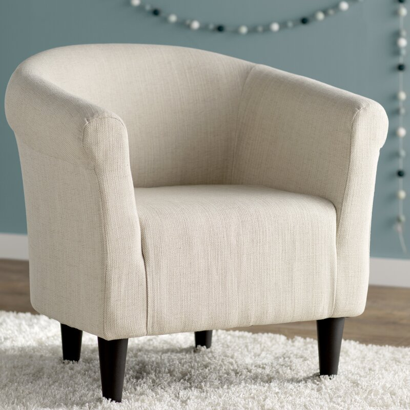 Zipcode Design Liam Barrel Chair Amp Reviews Wayfair Ca