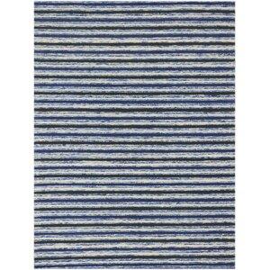Brookes Hand-Tufted Blue Area Rug