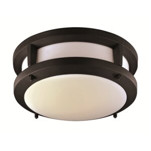 Jorge 1-Light Flush Mount