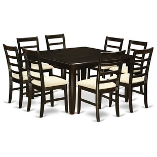 Krull 9 Piece Dining Set