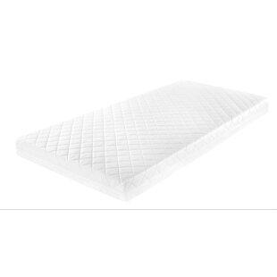 Ashly Cot Bed Foam Mattress by HoneyBee Nursery