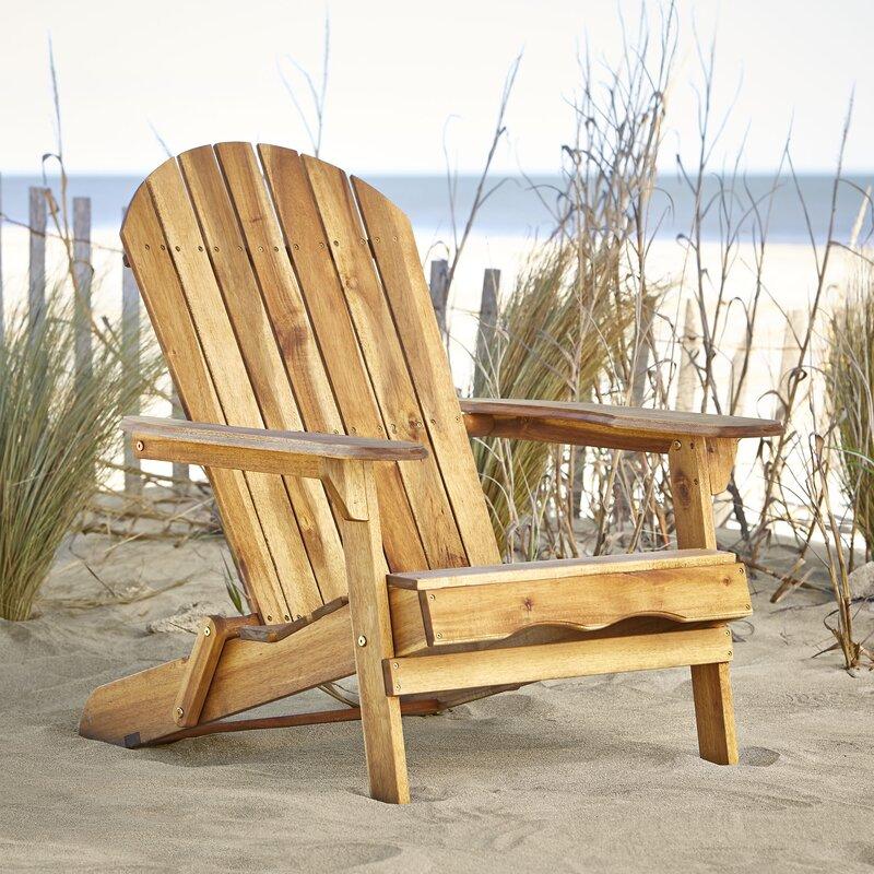 Ridgeline Foldable Adirondack Chair Idea