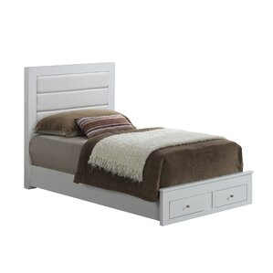 Brennen Upholstered Storage Platform Bed by Latitude Run
