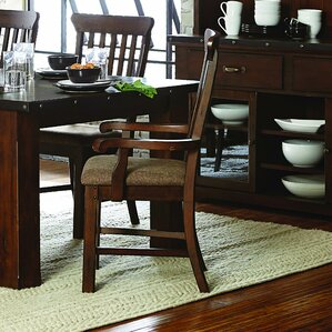 Hakana Arm Chair (Set of 2) by Loon Peak