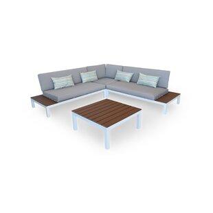 Retro Metal Outdoor Furniture   Wayfair
