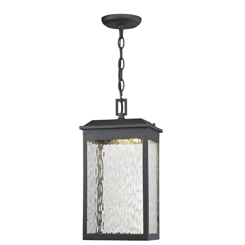 Wayfair Outdoor Hanging Lights: Darby Home Co Alyn 1-Light Outdoor Hanging Lantern
