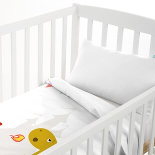 Knight 2-Piece Cot Bedding Set by Happy Friday