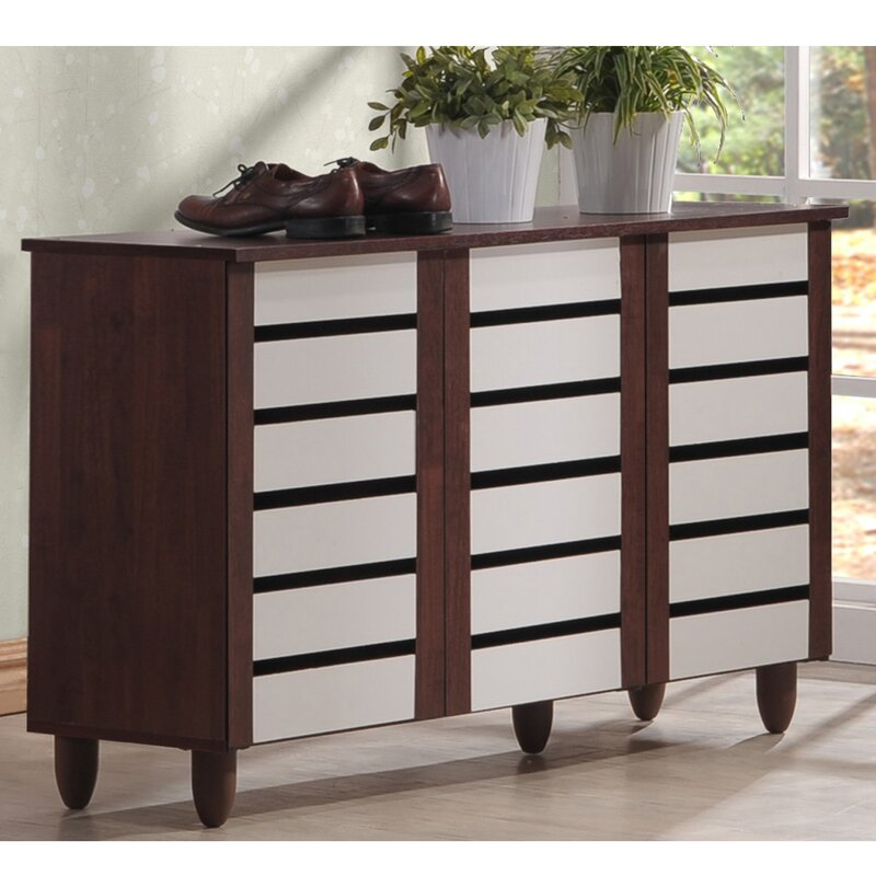 14-pair Shoe Storage Cabinet