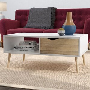 Zephyr Coffee Table by Lan..