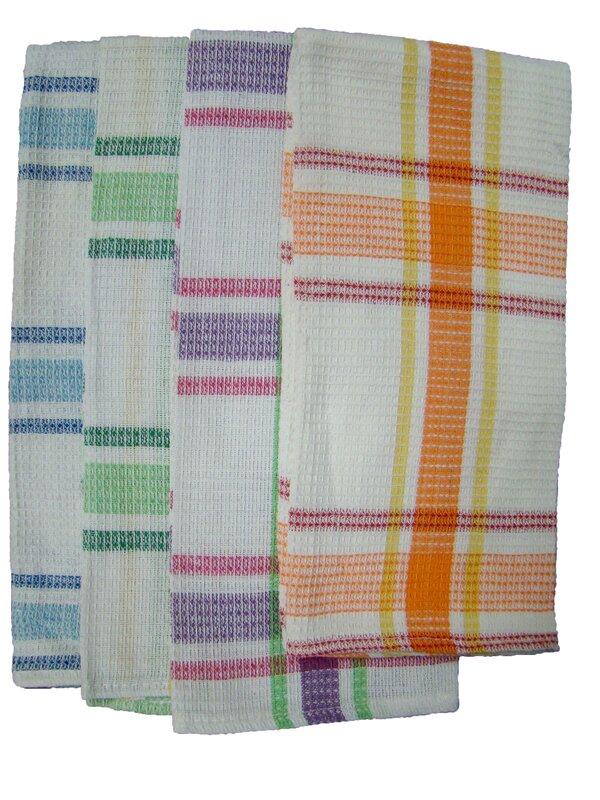Waffle Weave Kitchen Towel