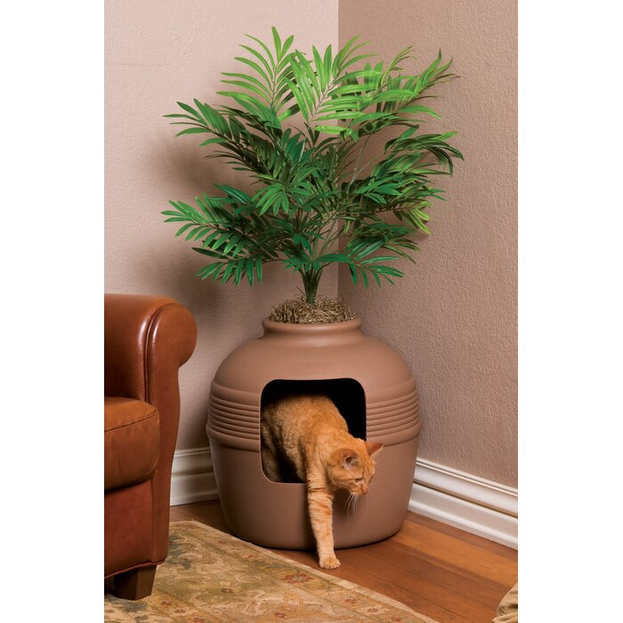 Decorative Litter Box Cool Good Pet Stuff Cocovered Hidden Cat Litter Box With Decorative Inspiration Design
