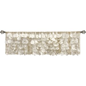 Mariu00e1rio Light-filtering 70 Window Valance
