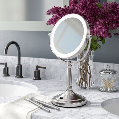 Magnifying Mirror With Light You Ll Love In 2019 Wayfair