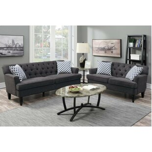 Grey Living Room Sets You\'ll Love | Wayfair
