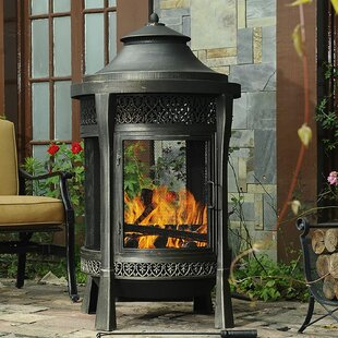 Pagoda Outdoor Fireplaces Amp Fire Pits You Ll Love Wayfair Ca