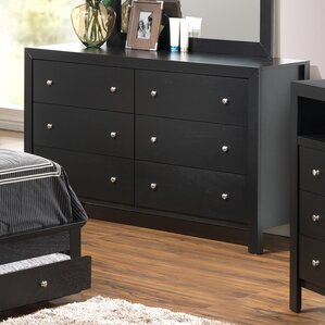 Brennen 6 Drawer Dresser by Latitude Run