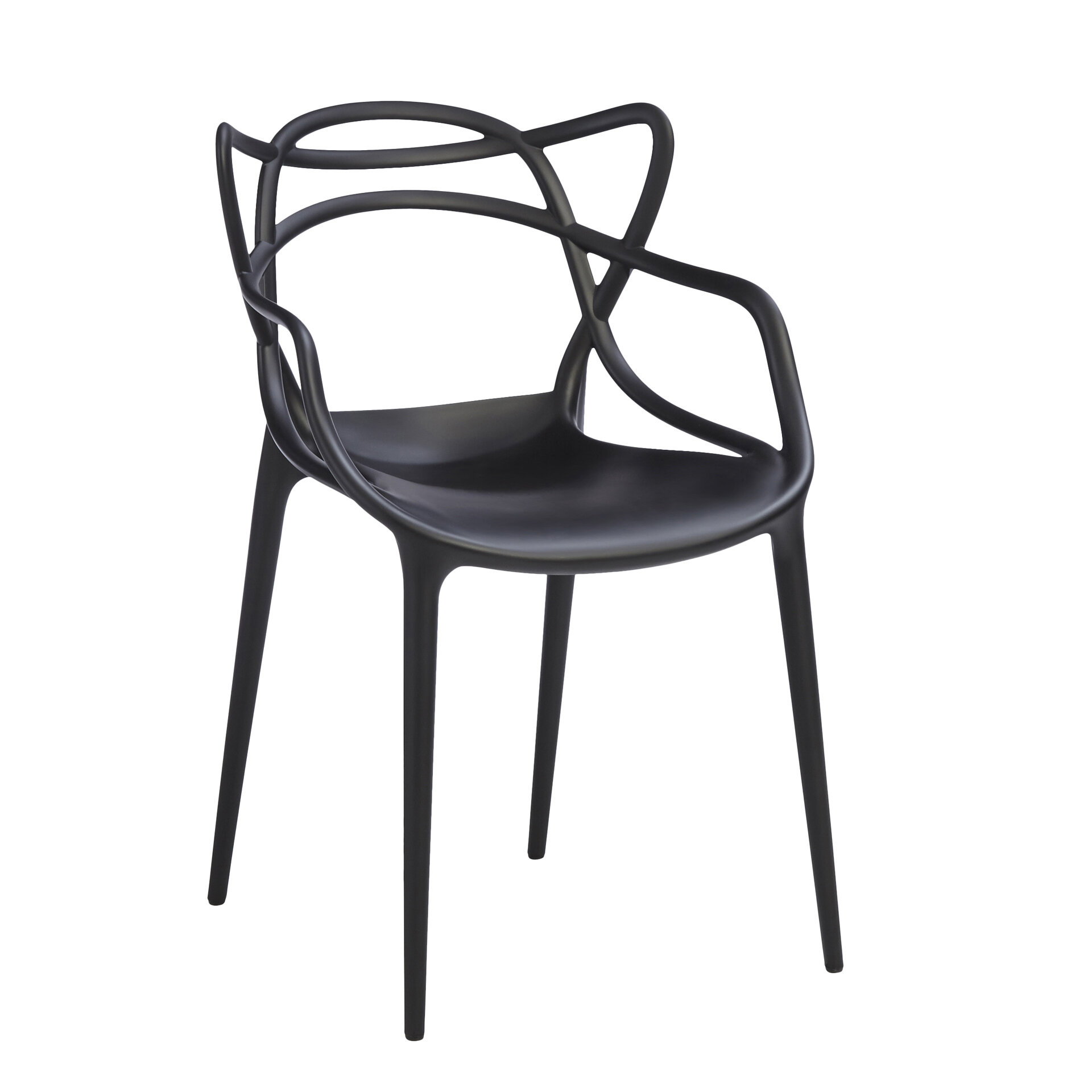 Kartell Garden Furniture Kartell allmodern masters chair set of 2 by kartell workwithnaturefo