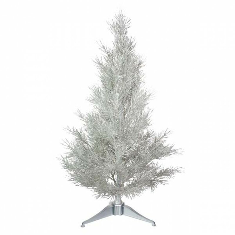 The Seasonal Aisle 2ft Silver Artificial Christmas Tree Reviews