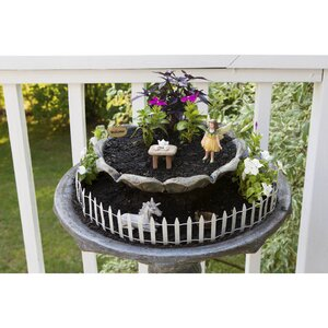 Enchanted 6 Piece Fairy Garden Set